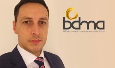 Jon Stobart joins BDMA