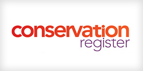 Conservation Register logo