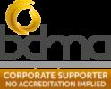 Sponsors-BDMA Full Colour Logo CORPORATE SUPPORTER BRONZE SML-01(b)