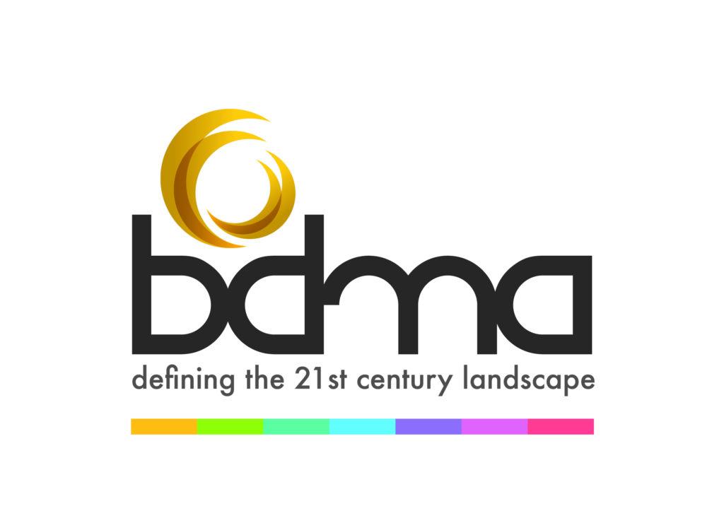 BDMA defining 21st century logo