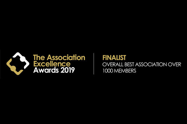 Association Excellence Awards 2019 WE