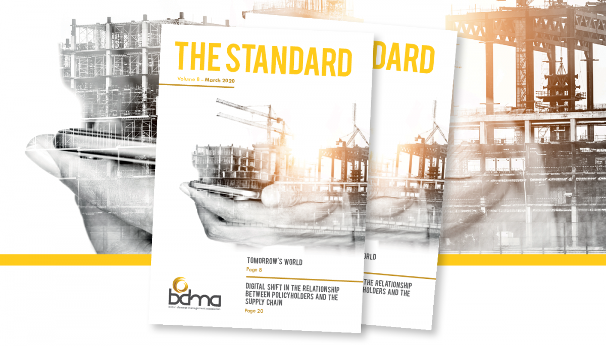The Standard March 2020 - The BDMA