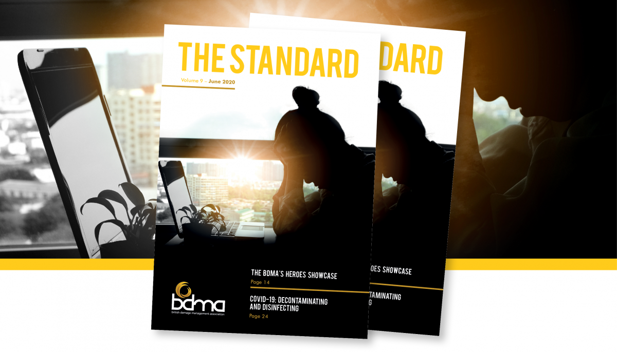 The Standard - June 2020 Edition - The BDMA